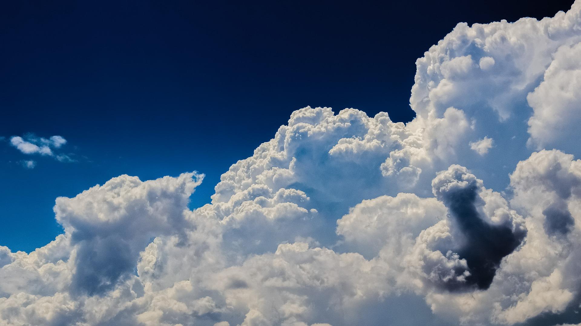 Ile waży chmura - Laboratorium Młodego Badacza